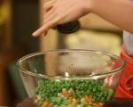 Телешки език със зеленчуци на фурна 5