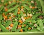 Телешки език със зеленчуци на фурна 8