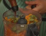 Разядка с моркови и маслини 2