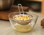 Студена супа с кисело мляко, спанак и нахут 2