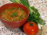 Доматена супа с фиде