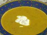 Морковена супа с царевица