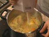 Морковена супа с царевица 3