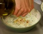 Студена супа от леворда и репички 7
