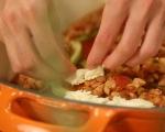 Пълнени тиквички с пилешко и моцарела 12