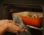 Пълнени тиквички с пилешко и моцарела 13