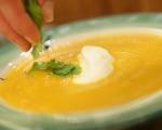 Мароканска супа от моркови 5