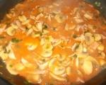 Спагети по милански 4