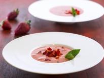 Студена ягодова супа
