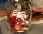 Студена ягодова супа 2