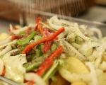 Печени картофи по провансалски 4