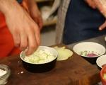 Гратен от картофи и тиквички 4