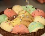 Лесна сладоледена торта 8