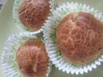 Мъфини със сирене и майонеза