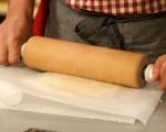 Тарт с кайсии и мак 3