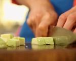 Телешко със зеленчуци 7