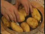 Картофи с разядка