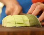 Сьомгова пъстърва със зеленчуци 6