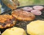 Свински пържоли с ананас 4