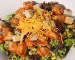 Пилешка барбекю салата 8