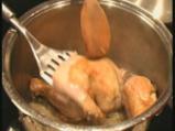 Пиле в баски стил