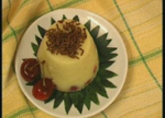 Черешов десерт