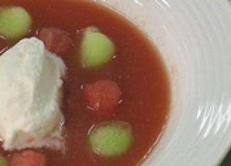 Супа от диня