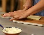 Пай с малини и крем сирене 5