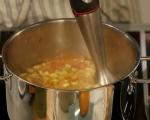 Супа от тиквички с писту 4