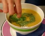 Супа от тиквички с писту 6