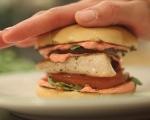 Сандвич с риба 7