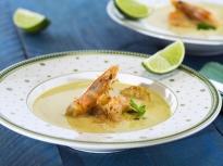 Студена царевична супа