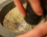 Свински ребра с боровинкова глазура