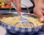 Лятна салата с кускус и сирене 3