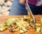 Лятна салата с кускус и сирене 6
