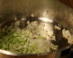 Магданозена супа с топчета 2