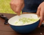 Картофена салата с млечен сос 3