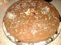 Бърза и лесна бисквитена торта