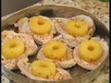 Пиле с ананас 2