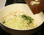 Пирог с пиле, гъби и ориз (Курник) 7