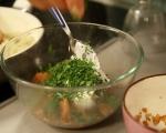 Пирог с пиле, гъби и ориз (Курник) 11