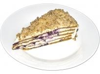 Френска селска торта със сладко от къ...
