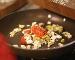 Зеленчуков омлет с крем сирене 4