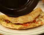 Зеленчуков омлет с крем сирене 8
