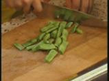 Ароматен зелен фасул