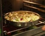 Баница с печени зеленчуци 2