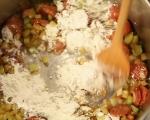 Гъста супа с бамя 7