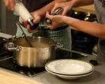 Гъста супа с бамя 11