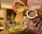 Ябълков пай със солен карамел 7
