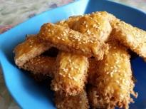 Маслени соленки с кашкавал